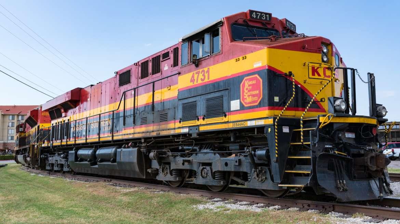Transp. ferroviario
